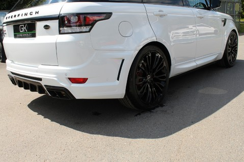 Land Rover Range Rover Sport 4.4 SDV8 AUTOBIOGRAPHY DYNAMIC OVERFINCH BODYKIT-ELECTRIC STEPS/TOWBAR 51