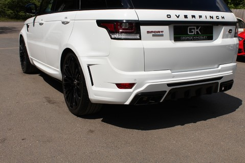 Land Rover Range Rover Sport 4.4 SDV8 AUTOBIOGRAPHY DYNAMIC OVERFINCH BODYKIT-ELECTRIC STEPS/TOWBAR 52