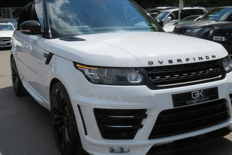 Land Rover Range Rover Sport 4.4 SDV8 AUTOBIOGRAPHY DYNAMIC OVERFINCH BODYKIT-ELECTRIC STEPS/TOWBAR 54