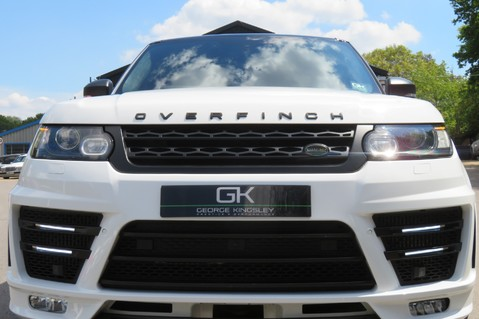 Land Rover Range Rover Sport 4.4 SDV8 AUTOBIOGRAPHY DYNAMIC OVERFINCH BODYKIT-ELECTRIC STEPS/TOWBAR 55