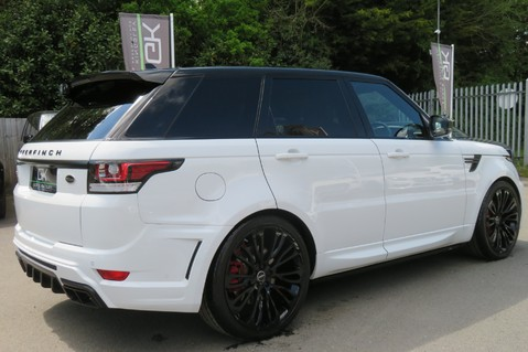 Land Rover Range Rover Sport 4.4 SDV8 AUTOBIOGRAPHY DYNAMIC OVERFINCH BODYKIT-ELECTRIC STEPS/TOWBAR 4