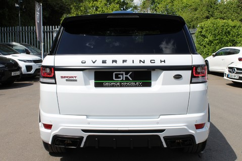 Land Rover Range Rover Sport 4.4 SDV8 AUTOBIOGRAPHY DYNAMIC OVERFINCH BODYKIT-ELECTRIC STEPS/TOWBAR 7