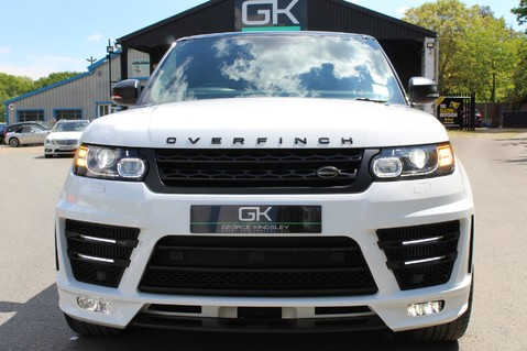 Land Rover Range Rover Sport 4.4 SDV8 AUTOBIOGRAPHY DYNAMIC OVERFINCH BODYKIT-ELECTRIC STEPS/TOWBAR 5