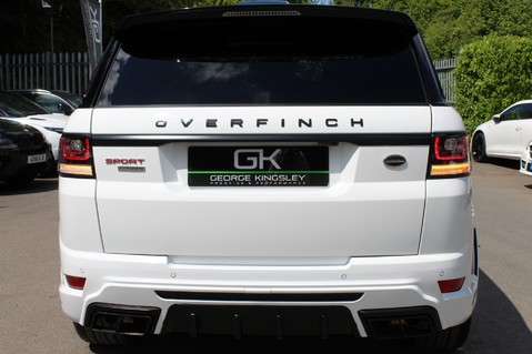 Land Rover Range Rover Sport 4.4 SDV8 AUTOBIOGRAPHY DYNAMIC OVERFINCH BODYKIT-ELECTRIC STEPS/TOWBAR 59