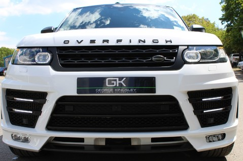 Land Rover Range Rover Sport 4.4 SDV8 AUTOBIOGRAPHY DYNAMIC OVERFINCH BODYKIT-ELECTRIC STEPS/TOWBAR 60
