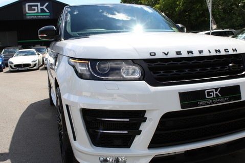 Land Rover Range Rover Sport 4.4 SDV8 AUTOBIOGRAPHY DYNAMIC OVERFINCH BODYKIT-ELECTRIC STEPS/TOWBAR 61