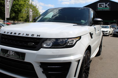 Land Rover Range Rover Sport 4.4 SDV8 AUTOBIOGRAPHY DYNAMIC OVERFINCH BODYKIT-ELECTRIC STEPS/TOWBAR 62