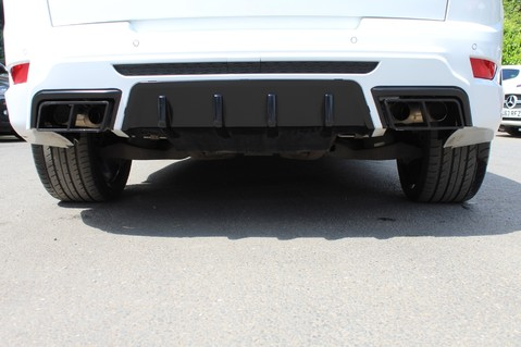 Land Rover Range Rover Sport 4.4 SDV8 AUTOBIOGRAPHY DYNAMIC OVERFINCH BODYKIT-ELECTRIC STEPS/TOWBAR 63