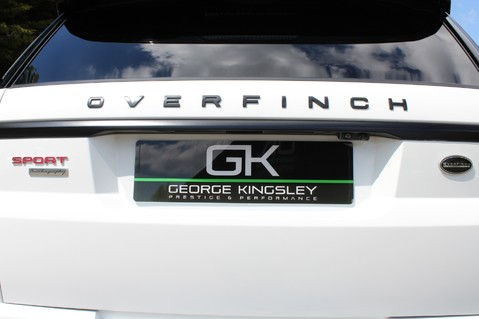 Land Rover Range Rover Sport 4.4 SDV8 AUTOBIOGRAPHY DYNAMIC OVERFINCH BODYKIT-ELECTRIC STEPS/TOWBAR 66
