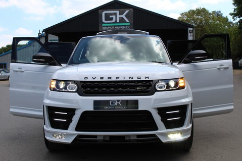 Land Rover Range Rover Sport 4.4 SDV8 AUTOBIOGRAPHY DYNAMIC OVERFINCH BODYKIT-ELECTRIC STEPS/TOWBAR 70