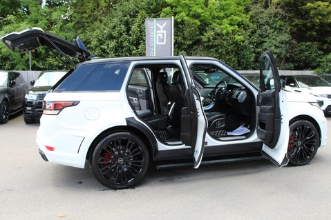 Land Rover Range Rover Sport 4.4 SDV8 AUTOBIOGRAPHY DYNAMIC OVERFINCH BODYKIT-ELECTRIC STEPS/TOWBAR 71