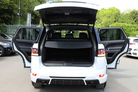 Land Rover Range Rover Sport 4.4 SDV8 AUTOBIOGRAPHY DYNAMIC OVERFINCH BODYKIT-ELECTRIC STEPS/TOWBAR 73