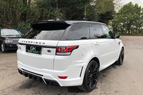 Land Rover Range Rover Sport 4.4 SDV8 AUTOBIOGRAPHY DYNAMIC OVERFINCH BODYKIT-ELECTRIC STEPS/TOWBAR 104
