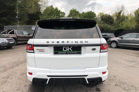 Land Rover Range Rover Sport 4.4 SDV8 AUTOBIOGRAPHY DYNAMIC OVERFINCH BODYKIT-ELECTRIC STEPS/TOWBAR 105