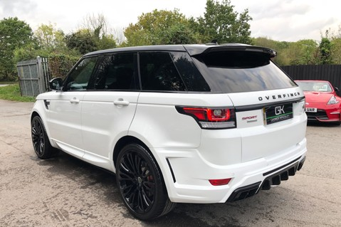 Land Rover Range Rover Sport 4.4 SDV8 AUTOBIOGRAPHY DYNAMIC OVERFINCH BODYKIT-ELECTRIC STEPS/TOWBAR 2