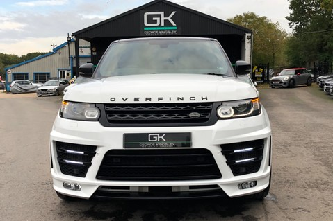Land Rover Range Rover Sport 4.4 SDV8 AUTOBIOGRAPHY DYNAMIC OVERFINCH BODYKIT-ELECTRIC STEPS/TOWBAR 108
