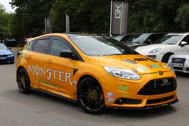 Ford Focus ST-3 -MODIFIED CAR- HEATED SEATS - SAT NAV - KEYLESS