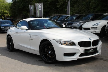 BMW Z4 Z4 SDRIVE30I M SPORT HIGHLINE EDITION - RED LEATHER - 8K WORTH OF EXTRAS