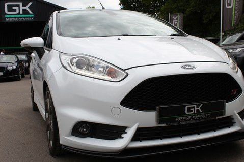 Ford Fiesta ST-3 - MOUNTUNE MP215 - FULL FORD SERVICE HISTORY - SAT NAV/BLUETOOTH 21