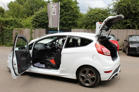 Used 2014 Ford Fiesta ST-3 - MOUNTUNE MP215 - FULL FORD