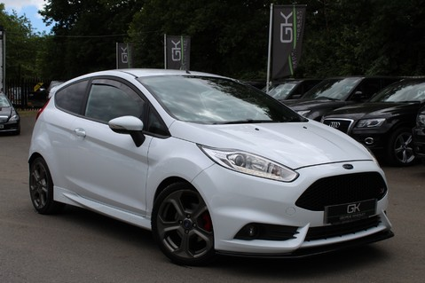 Ford Fiesta ST-3 - MOUNTUNE MP215 - FULL FORD SERVICE HISTORY - SAT NAV/BLUETOOTH 1