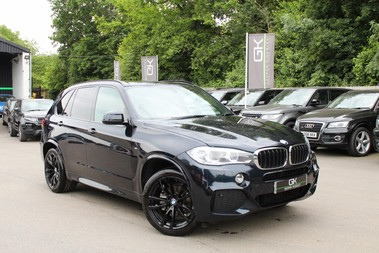 BMW X5 XDRIVE30D M SPORT 7 SEATER -EURO 6 - PAN ROOF/CAMERA/HEATED REAR SEATS