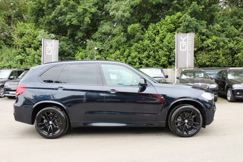 BMW X5 XDRIVE30D M SPORT 7 SEATER -EURO 6 - PAN ROOF/CAMERA/HEATED REAR SEATS 22