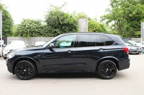 BMW X5 XDRIVE30D M SPORT 7 SEATER -EURO 6 - PAN ROOF/CAMERA/HEATED REAR SEATS 15