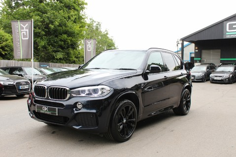 BMW X5 XDRIVE30D M SPORT 7 SEATER -EURO 6 - PAN ROOF/CAMERA/HEATED REAR SEATS 5
