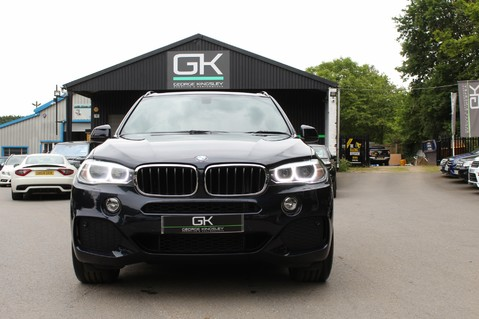 BMW X5 XDRIVE30D M SPORT 7 SEATER -EURO 6 - PAN ROOF/CAMERA/HEATED REAR SEATS 6