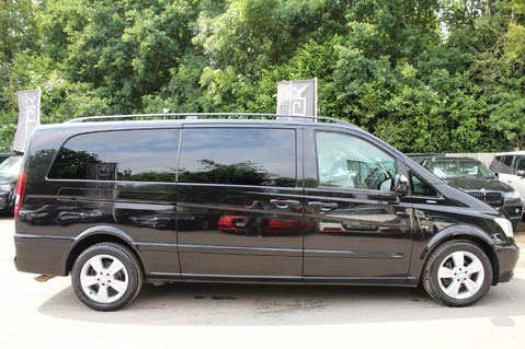 Mercedes-Benz Viano 3.0 122 CDI BLUEEFFICENCY AMBIENTE EXTRA LONG 8 SEATER AUTO - SAT NAV 6