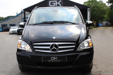 Mercedes-Benz Viano 3.0 122 CDI BLUEEFFICENCY AMBIENTE EXTRA LONG 8 SEATER AUTO - SAT NAV 24