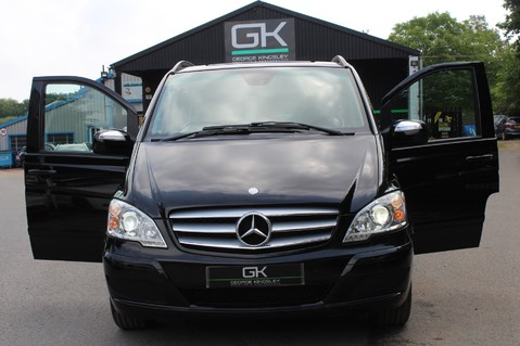 Mercedes-Benz Viano 3.0 122 CDI BLUEEFFICENCY AMBIENTE EXTRA LONG 8 SEATER AUTO - SAT NAV 70