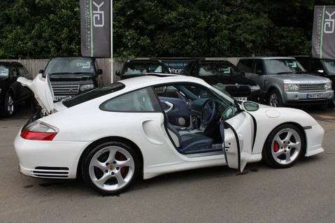 Porsche 911 996 TURBO MANUAL - RARE INVESTMENT OPPORTUNITY - CUSTOM FACTORY INTERIOR 87