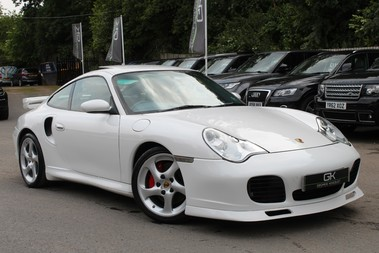 Porsche 911 996 TURBO MANUAL - RARE INVESTMENT OPPORTUNITY - CUSTOM FACTORY INTERIOR