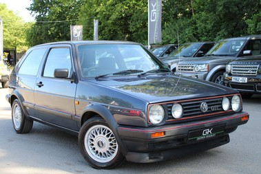 Volkswagen Golf GTI 8V MK2 - SMALL BUMPER - 1988 -ORIGINAL & UNMODIFIED - 12 MONTHS MOT