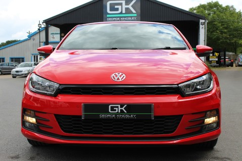 Volkswagen Scirocco GT TSI BLUEMOTION TECH - SATNAV - DAB - BLUETOOTH - TWO OWNERS - FSH 17
