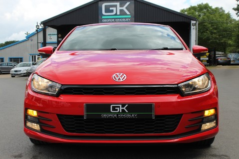 Volkswagen Scirocco GT TSI BLUEMOTION TECH - SATNAV - DAB - BLUETOOTH - TWO OWNERS - FSH 10