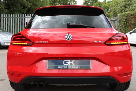 Volkswagen Scirocco GT TSI BLUEMOTION TECH - SATNAV - DAB - BLUETOOTH - TWO OWNERS - FSH 19