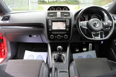 Volkswagen Scirocco GT TSI BLUEMOTION TECH - SATNAV - DAB - BLUETOOTH - TWO OWNERS - FSH 3