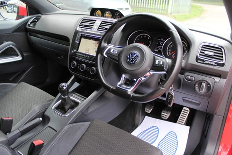 Volkswagen Scirocco GT TSI BLUEMOTION TECH - SATNAV - DAB - BLUETOOTH - TWO OWNERS - FSH 24