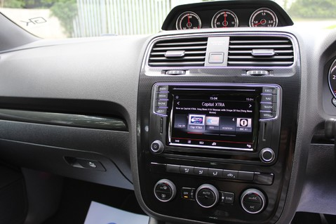 Volkswagen Scirocco GT TSI BLUEMOTION TECH - SATNAV - DAB - BLUETOOTH - TWO OWNERS - FSH 38