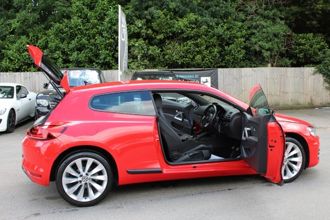 Volkswagen Scirocco GT TSI BLUEMOTION TECH - SATNAV - DAB - BLUETOOTH - TWO OWNERS - FSH 48