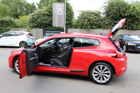 Volkswagen Scirocco GT TSI BLUEMOTION TECH - SATNAV - DAB - BLUETOOTH - TWO OWNERS - FSH 49