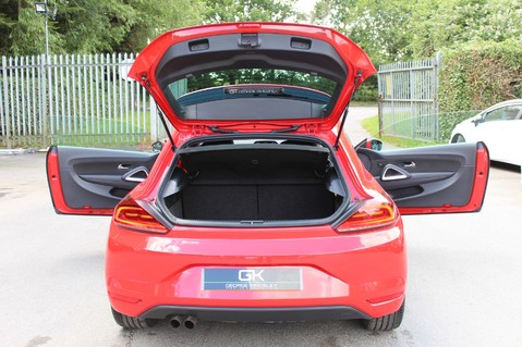 Volkswagen Scirocco GT TSI BLUEMOTION TECH - SATNAV - DAB - BLUETOOTH - TWO OWNERS - FSH 50