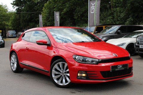 Volkswagen Scirocco GT TSI BLUEMOTION TECH - SATNAV - DAB - BLUETOOTH - TWO OWNERS - FSH 1
