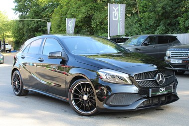Mercedes-Benz A Class A 180 D AMG LINE PREMIUM PLUS - MASSIVE SPEC - 4K OPTIONS LIST
