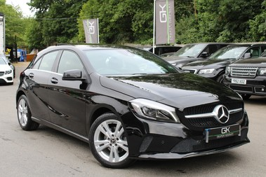 Mercedes-Benz A Class A 200 D SPORT PREMIUM PLUS - EURO 6 -PAN ROOF/XENONS/LEATHER/SATNAV/CAMERA