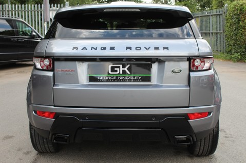 Land Rover Range Rover Evoque SD4 DYNAMIC 9 SPEED - RARE WING BACK BUCKET SEATS OPTION -HEATED REAR SEATS 6