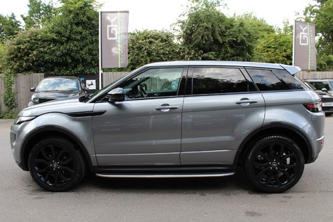 Land Rover Range Rover Evoque SD4 DYNAMIC 9 SPEED - RARE WING BACK BUCKET SEATS OPTION -HEATED REAR SEATS 7